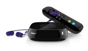 Roku3 with Headphones Featured
