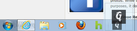 Pin Tab To Taskbar - Internet Explorer 9