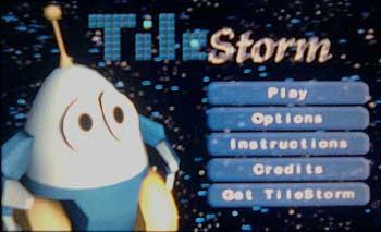 TileStorm Puzzle Game App