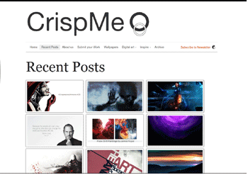 Nifty Websites Collection Crispme