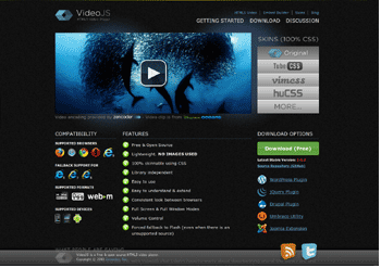 Nifty Websites Collection VideoJS