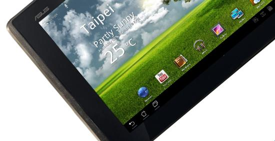 Asus Transformer Prime Due Out By End Of Year