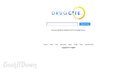 Nifty Websites Collection Drugcite