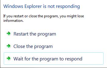 End Frozen Windows Programs With A Shortcut
