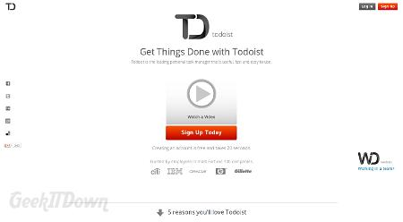 Get More Done By Using Todoist