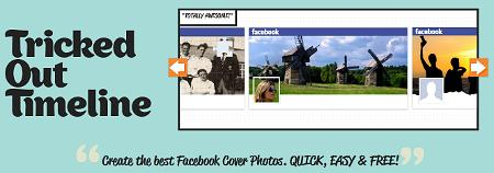 Tricked Out Timeline: Quick And Easy Facebook Cover Photos