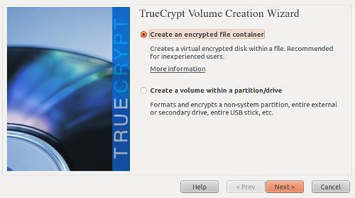 Truecrypt Wizard