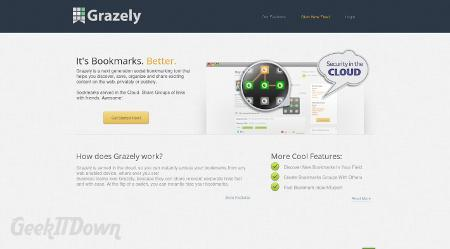Nifty Websites Collection Grazely