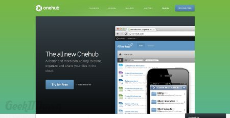 Brand Your Cloud Storage Using Onehub