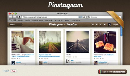How To Browse Instagram the Pinterest Way
