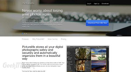 Cloud Storage For Your Photos - Picturelife