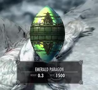 Skyrim Emerald Paragon
