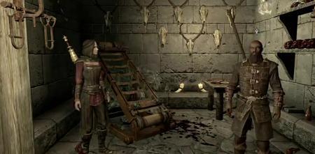 How To Rescue The Moth Priest For Dawnguard [Skyrim]