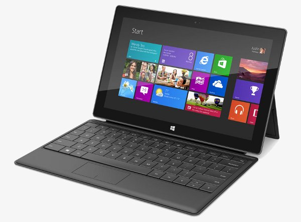 Microsoft Surface Gets Release Date