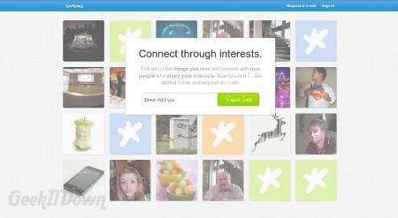 Evemi - An Interest Based Social Website