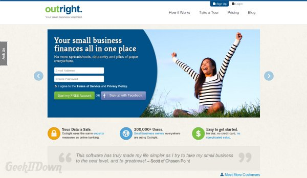 Small Business Accounting Done Outright