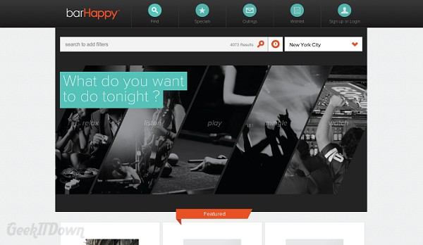 barHappy Updates Website, App With New Features And Look