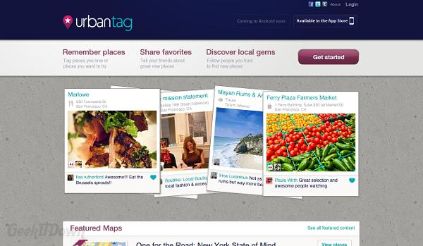 Urbantag Sharing To Help Build Local Economy