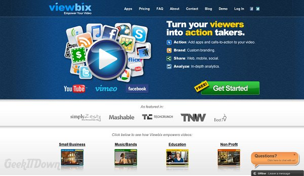 Create Interactive Videos With Viewbix