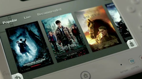 Nintendo Adds Nintendo TVii to Wii U Console