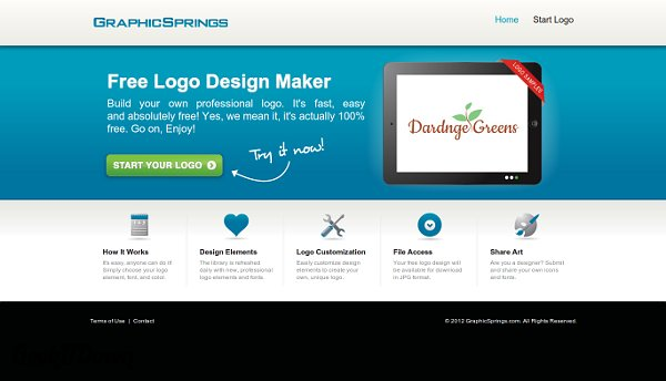 Brand Recognition Logos From GraphicSprings