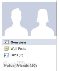 Facebook Couples Pages Mutual Friends