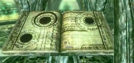 Black Book The Hidden Twilight [Skyrim]