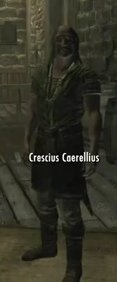 Skyrim Dragonborn Crescius Caerellius