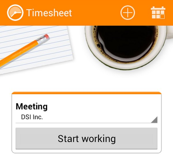App Roundup: Timesheet Time Tracker