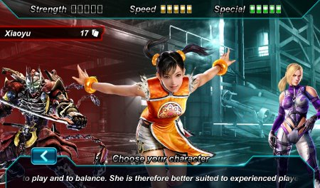 App Roundup Tekken Card Tournament Characters